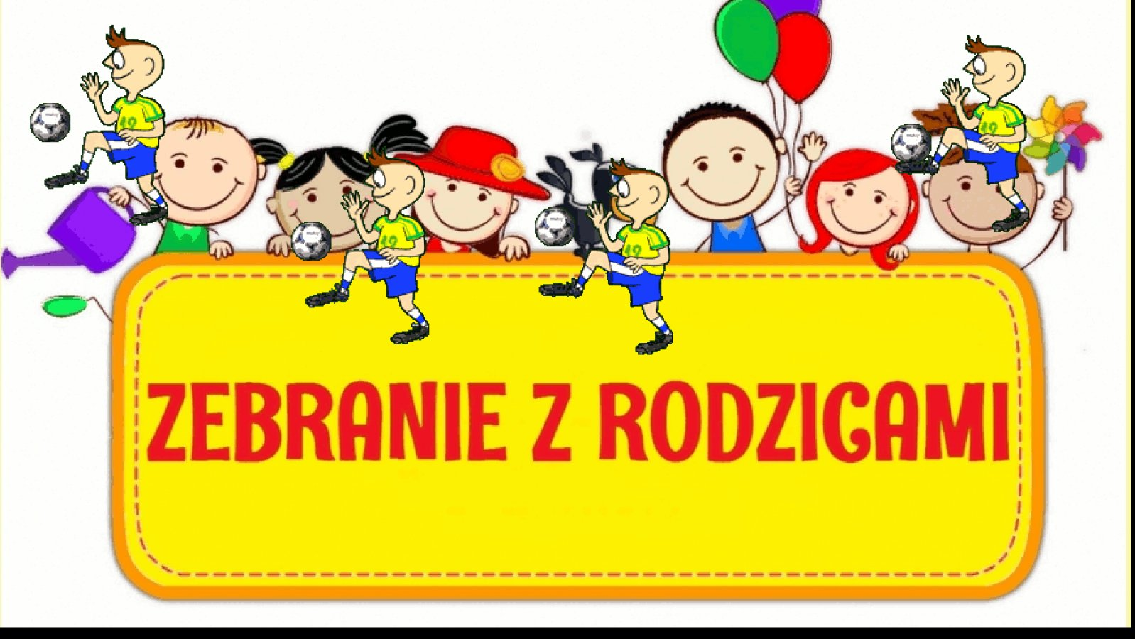 Zebrania z rodzicami - Przedszkole Samorządowe w Pudliszkach