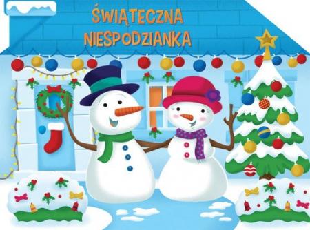 Świąteczna niespodzianka Biedronki i Niezapominajki