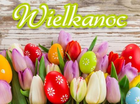 Wielkanoc Biedronki i Nkezapominajki