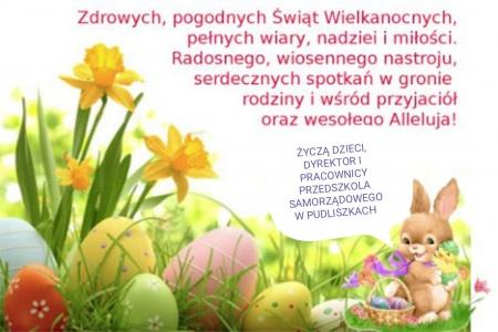 Wesołych Świąt t Wielkanocnych